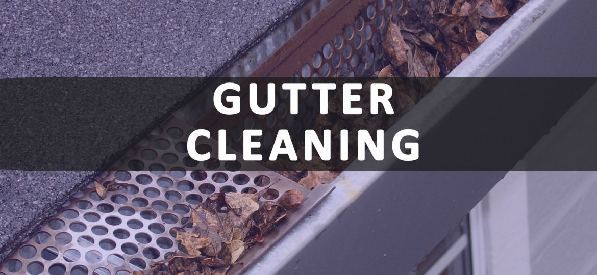 Take payments - gutter cleaners