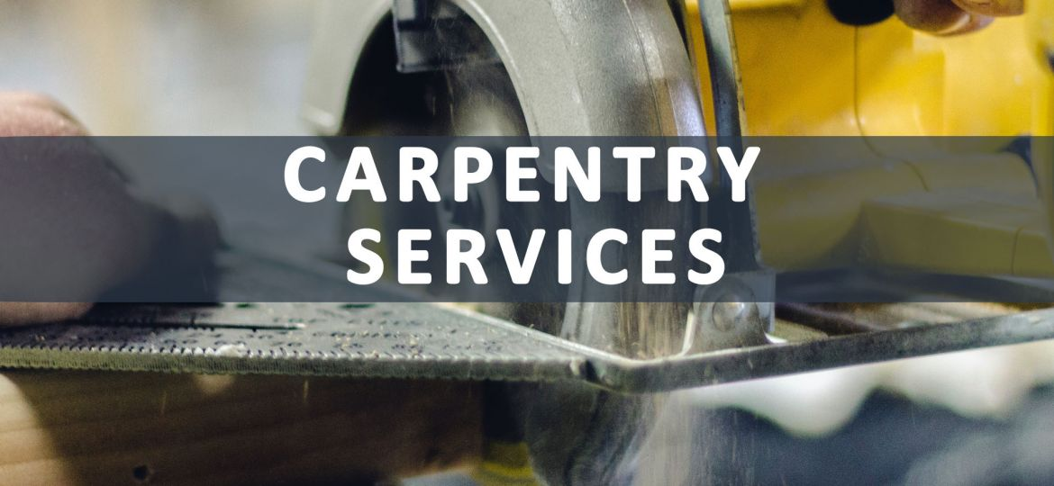 Carpentry Services Take Payments