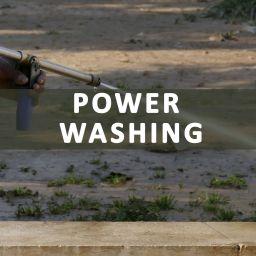 Power Washing