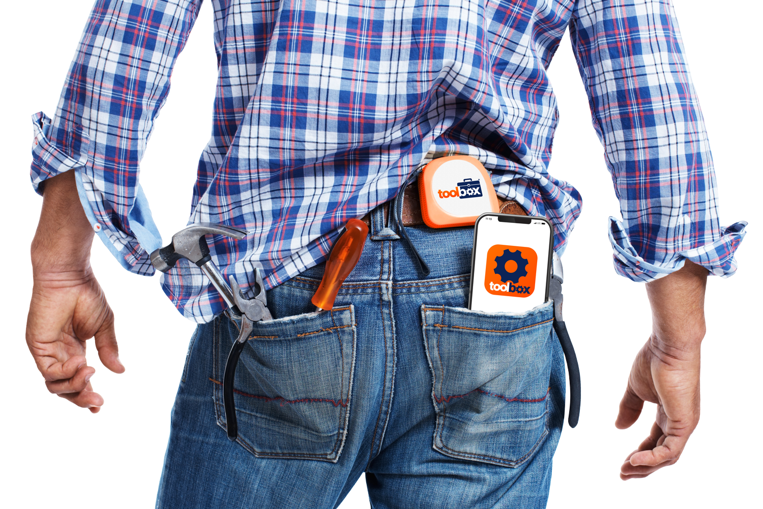 Run your business from your back pocket with toolboxpayment
